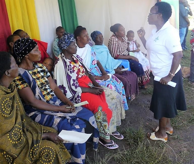 Shirika la AGPAHI lasaidia wananchi mkoani Simiyu kupima afya bure