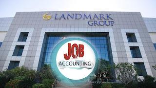 مطلوب محاسب للعمل في شركه لاند مارك جروب بالبحرين - وظائف خالية | وظائف محاسبين