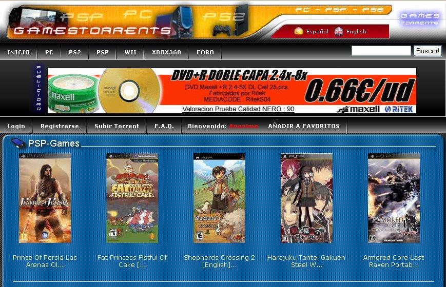Scaricare Giochi Per Pc Psp Ps2 Xbox Via Torrent Su ...