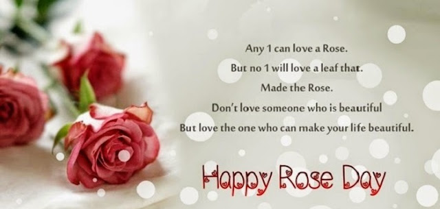 Happy Rose Day Quotes, rose day quotes 2018