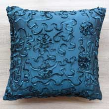 Blue Decorative Throw Pillows, Covers in Port Harcourt Nigeria