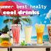 5 Healthy Summer Drink Recipes