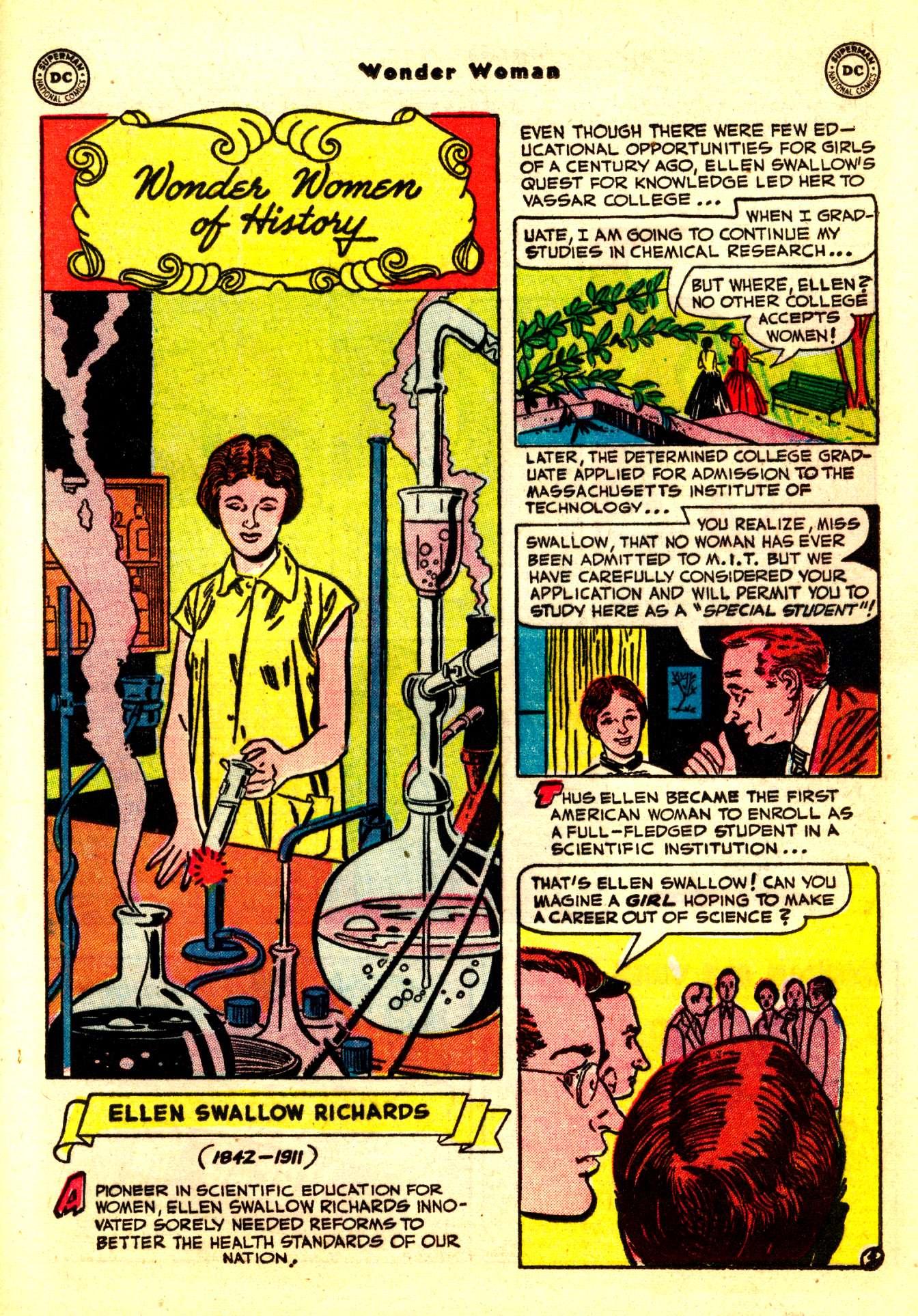 Read online Wonder Woman (1942) comic -  Issue #50 - 27