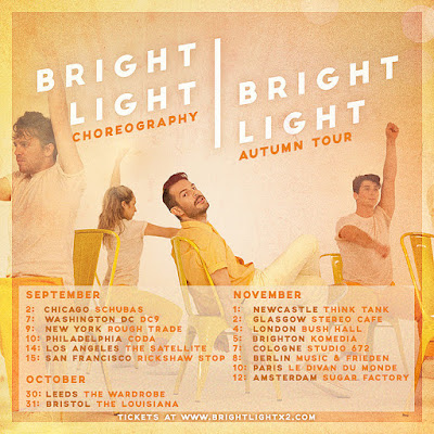 Bright Light Bright Light Announces 'Cinematography' EP