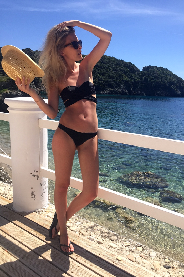 corfu; travel; greece; greek islands; weekend; adventure; wanderlust; summer travel; bikini; greece bikini; marbella corfu;