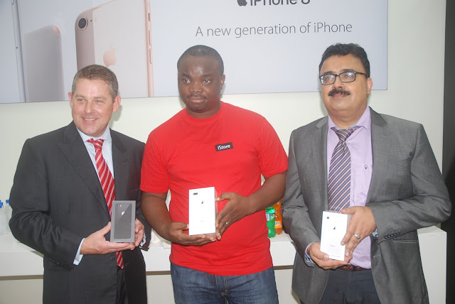 Apple unveils iPhone 8 and iPhone 8 Plus as iStore Nigeria Celebrates 5 Years