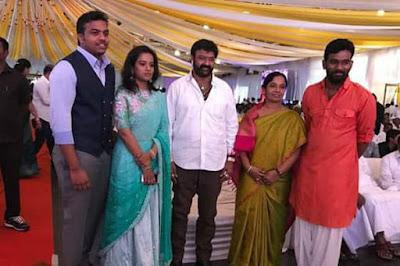 Paritala-Sriram-gets-engaged-to-Alam-Gnanavi