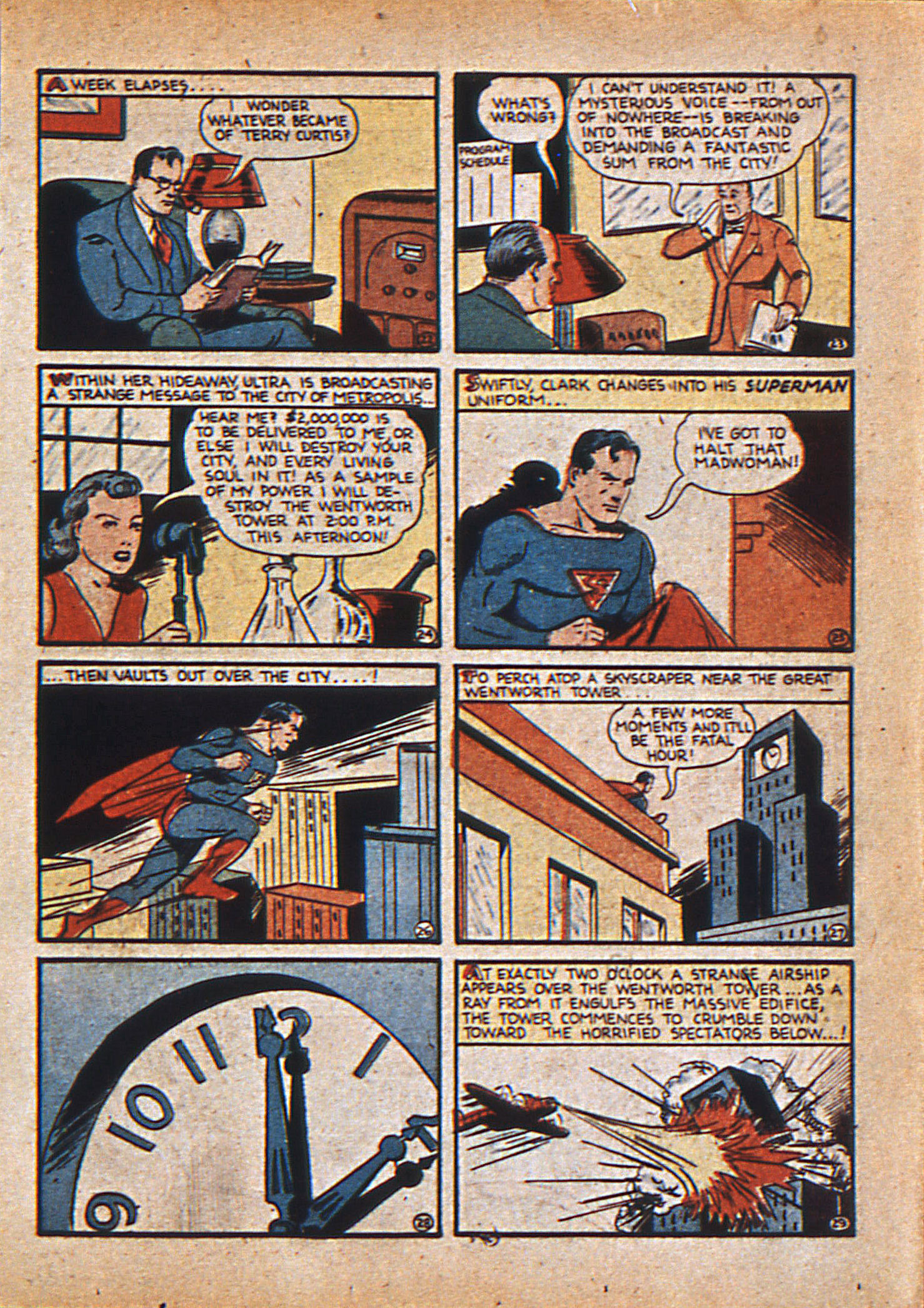 Read online Action Comics (1938) comic -  Issue #21 - 8