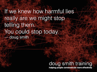 quotes on truth and communication - doug smith