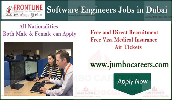 Software Engineering jobs in Dubai, dubai software jobs consultants, software engineer jobs in dubai for freshers