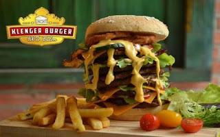 Waralaba Klenger Burger: Franchise Kuliner Yang Menjanjikan