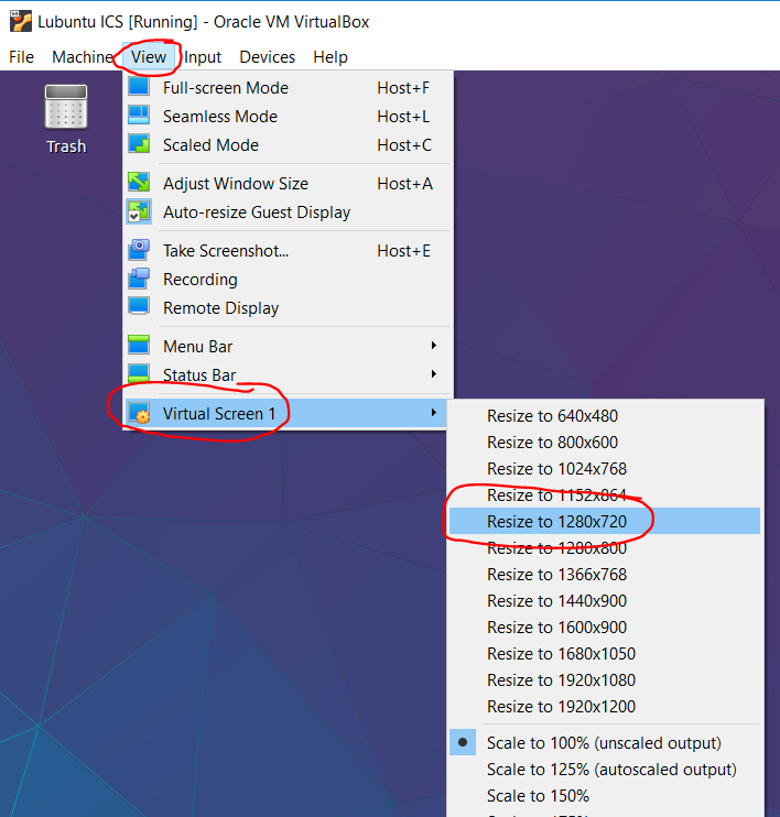 Jamie Buening: Simple ICS Lab - Part 1 - Lubuntu VM