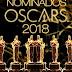Ya se conocen los nominados a los Premios Oscar 2018