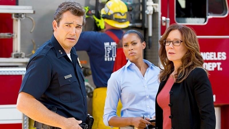 Major Crimes - Season 3 Episode 14: Trial By Fire