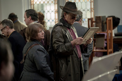 Can You Ever Forgive Me 2018 movie still Melissa McCarthy Richard E. Grant Lee Israel
