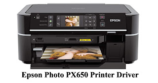 Epson Stylus Photo PX650 Driver Downloads