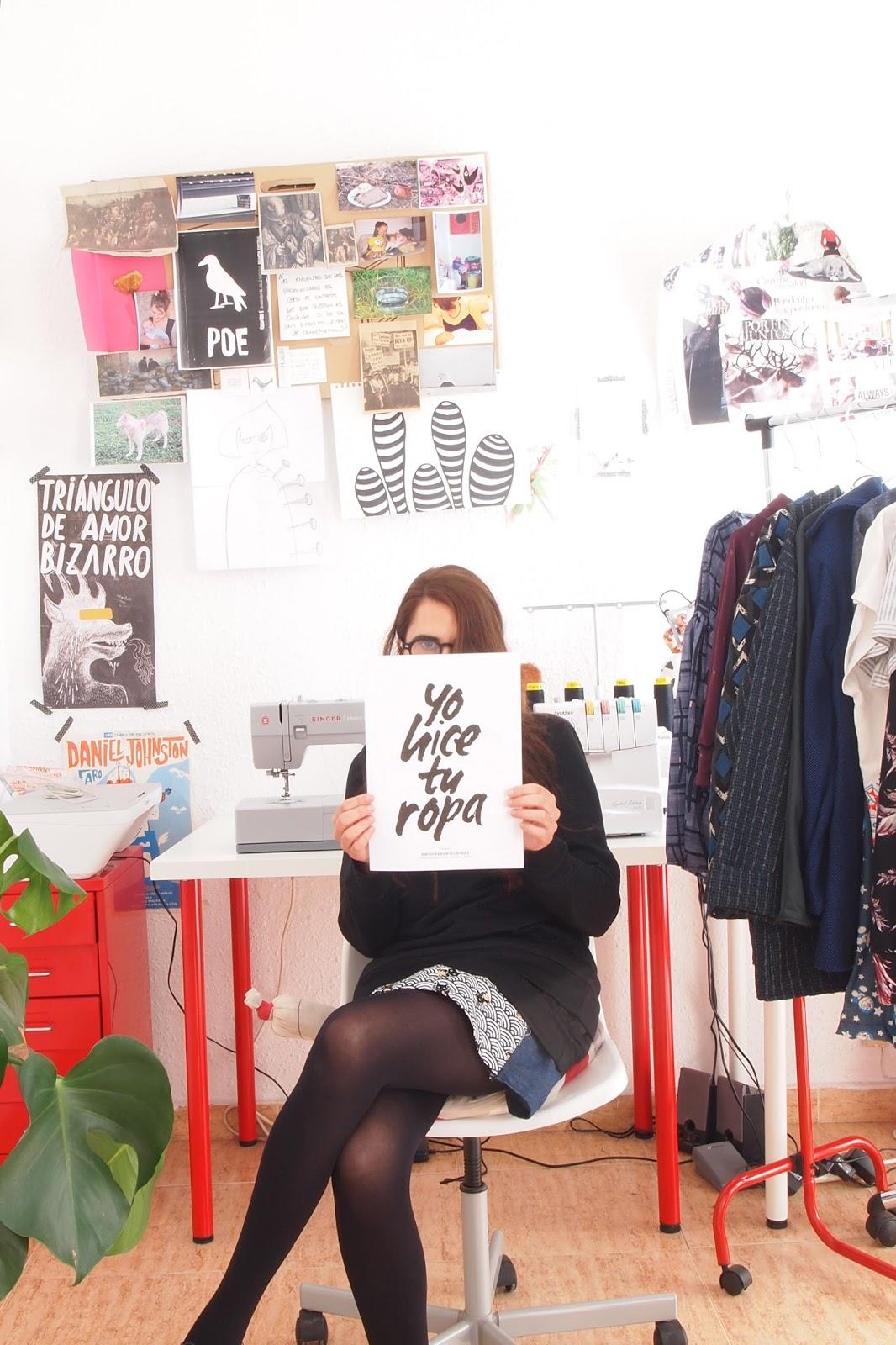 FashionRevolution, Slowfashion, Moda con Conciencia, Costura, Handmade