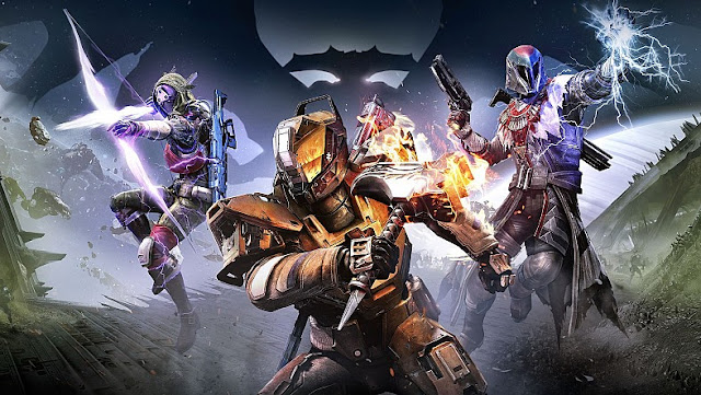 Destiny's new loot system and level progression