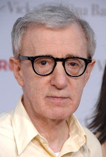 Woody Allen. Director of Scoop