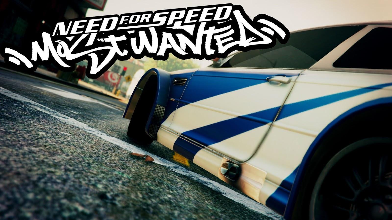 تحميل لعبة need for speed most wanted كاملة