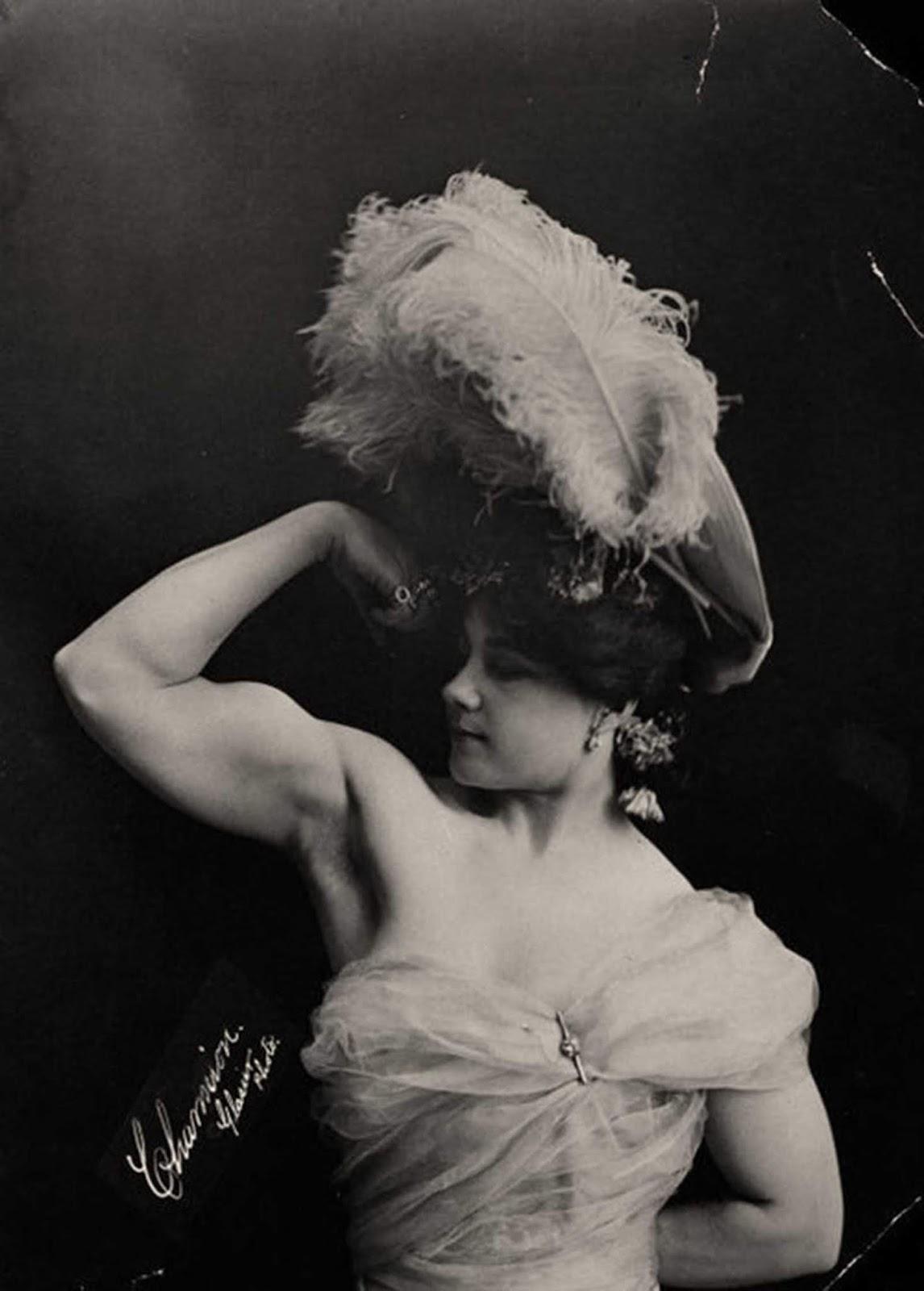 Laverie Valee, también conocida como 'Charmion'.