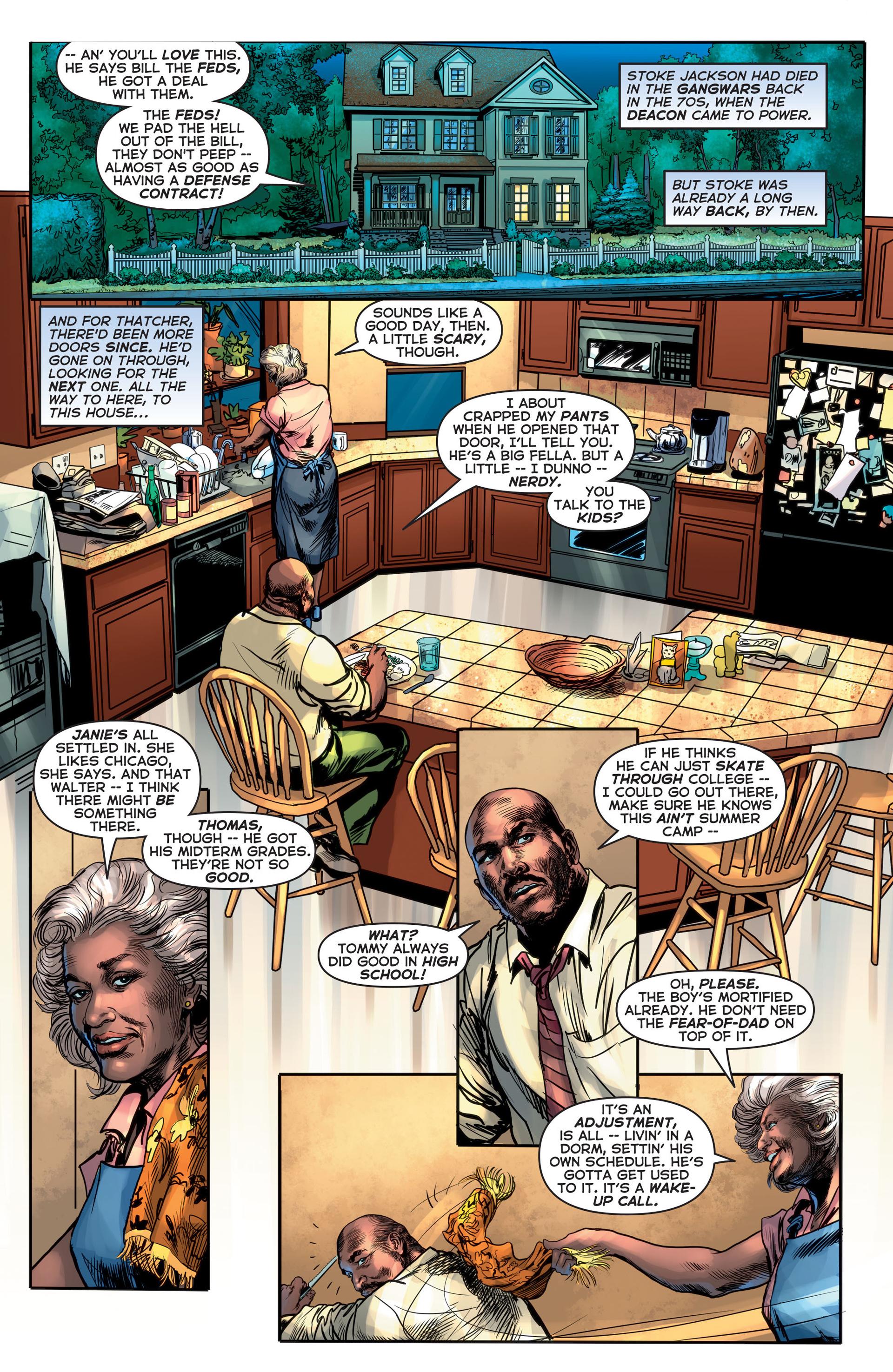 Read online Astro City comic -  Issue #6 - 8