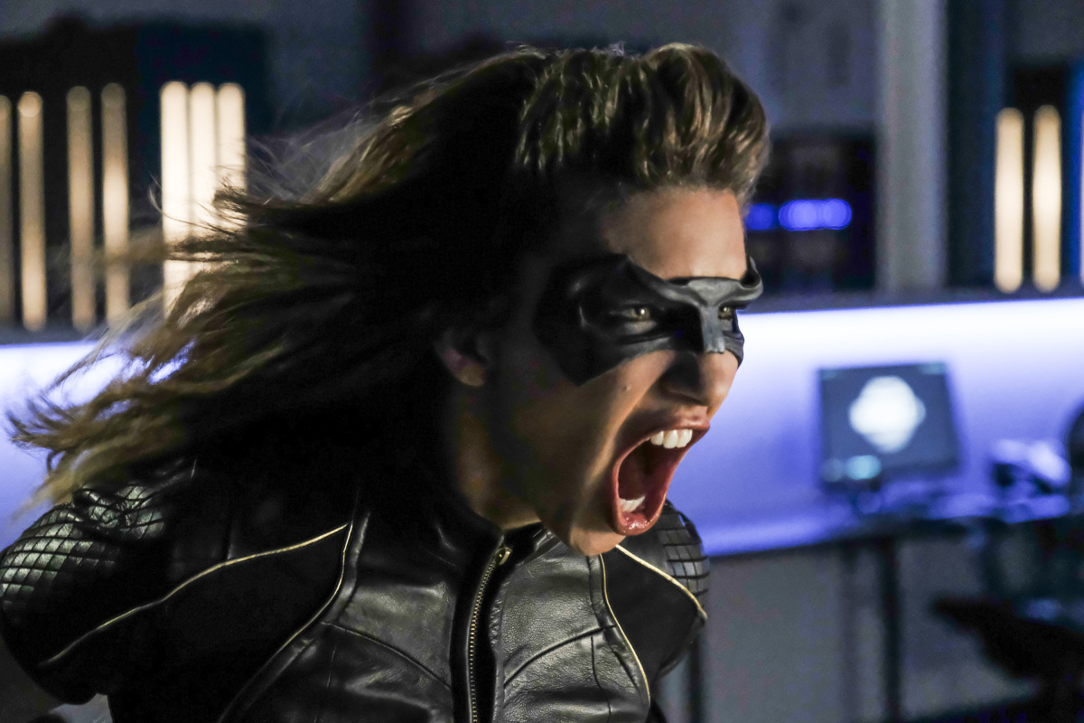 Juliana Harkavy en Arrow de CW