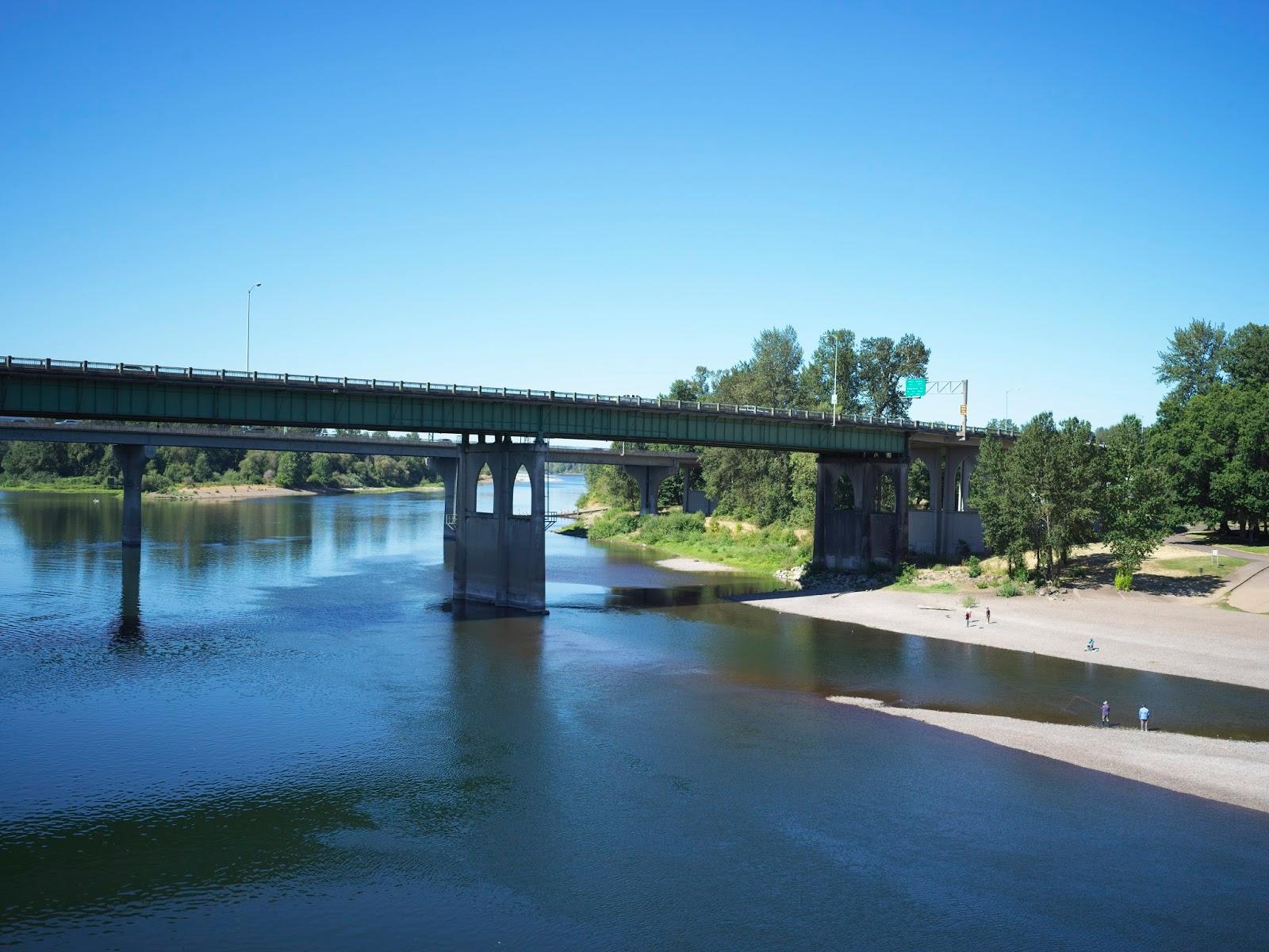Bridge of the Week: Willamette River Crossings: Marion