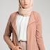 21 Model Baju Muslim Wanita untuk Kerja
