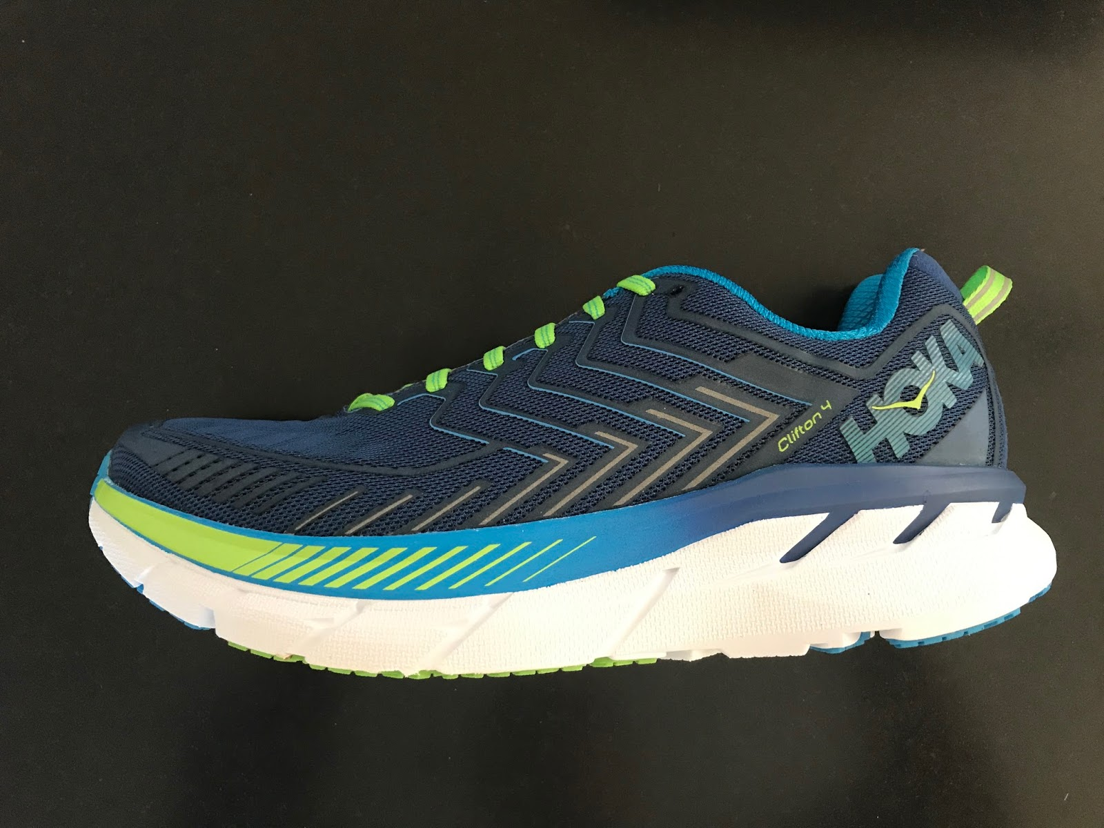 Road Trail Run  Hoka One One Clifton 4 Review  Evolution and ... 338acc0d774