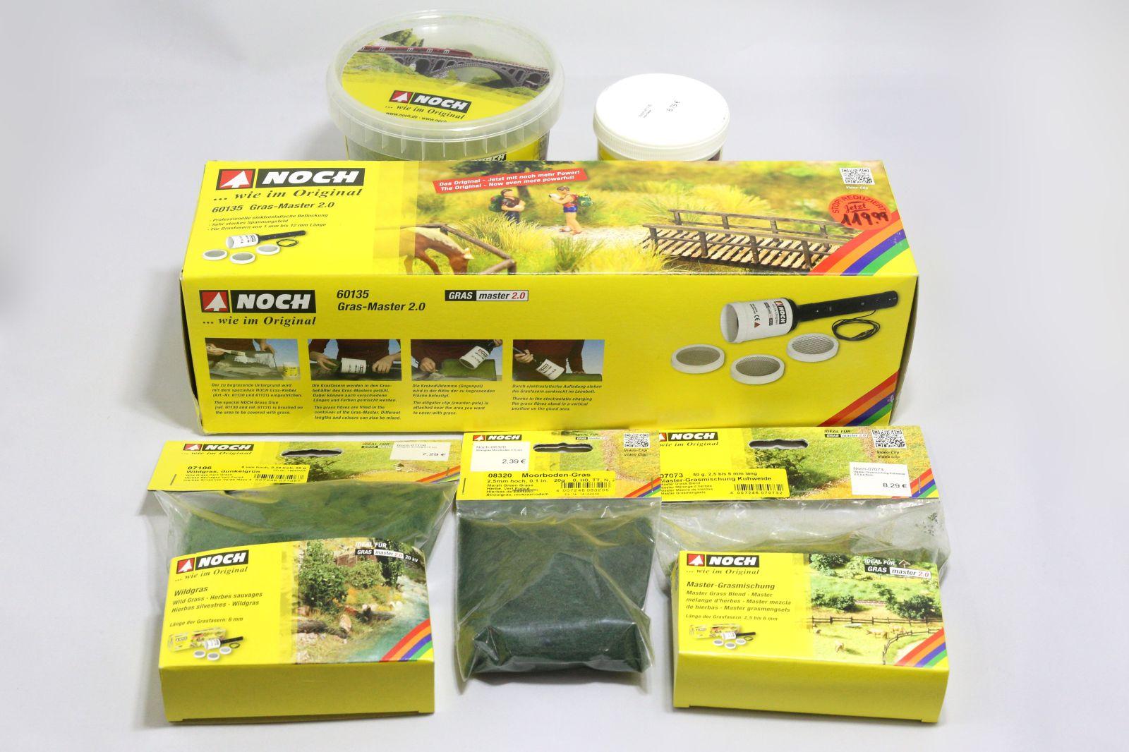 NOCH Gras-Master 2.0 Static Grass Applicator 60135