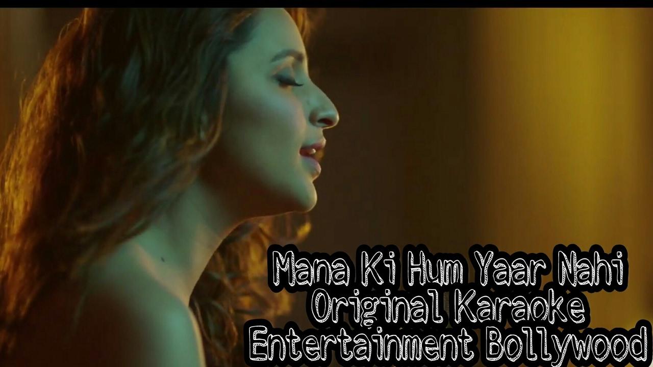 Maana Ke Hum Yaar Nahin Lyrics