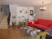 venta atico duplex castellon rio ebro salon