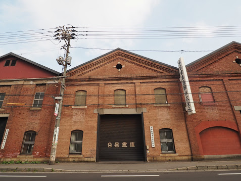 呉 旧海軍工廠 赤レンガ倉庫