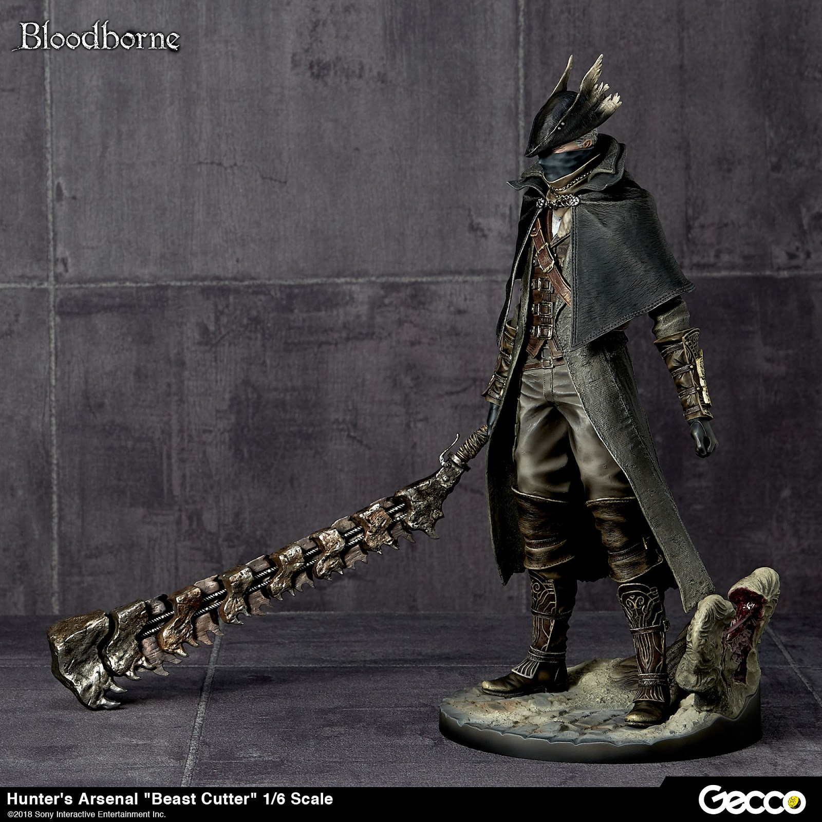 Collecting Toyz: Bloodborne Weapon Collection by Gecco
