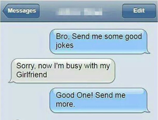 Brother Funny Text