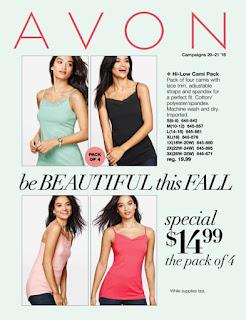 Avon Flyer Campaign 20 & 21  2016  SHOP: 9/3/16 - 9/30/16
