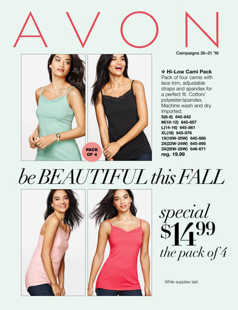 #Catalog Online - be BEAUTIFUL this FALL!