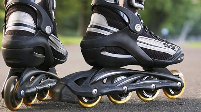 Tips Mudah Bermain Sepatu Roda untuk Pemula