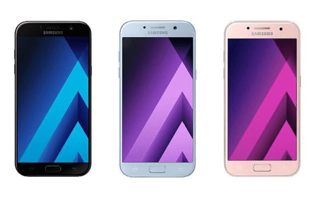 samsung galaxy a3 2017 diprediksi akan menjadi hp kompak terbaik dan terbaru smartphone android ini mengusung desain 4 7 inch yang