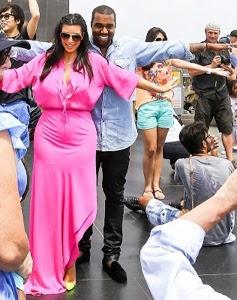 kanye west kim kardashian brazil vacation