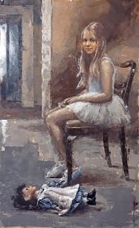 estilo-contemporaneo-pinturas-de-niñas