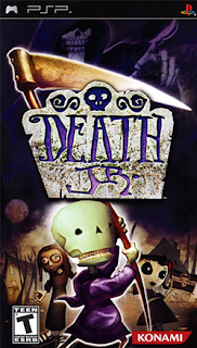 Death Jr. (Europe) PSP ISO Free[PSP][PPSSPP]