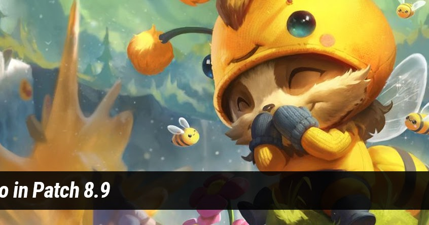 Surrender At 20 Beemo In Patch 8 9