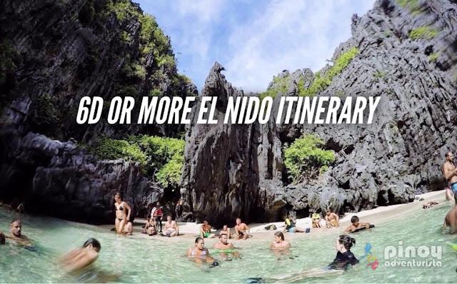 EL Nido Palawan Budget Itinerary Travel Guide Blog
