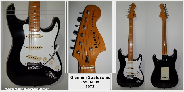 roberto guitarras vintage guitarra giannini stratosonic cod ae08 ano 1978. Black Bedroom Furniture Sets. Home Design Ideas