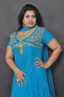 Minu Kurian Hot Saree