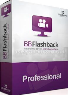 BB FlashBack Pro 5.23.0 Build 4205 [Full Crack] โปรแกรมจับภาพหน้าจอทำเป็นวีดีโอสื่อการเรียน