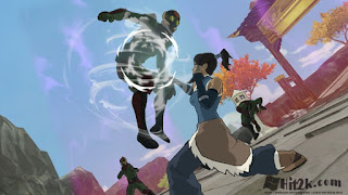 Preview Game The Legend of Korra