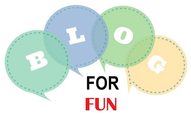3 Tujuan Blogging untuk Bersenang-Senang